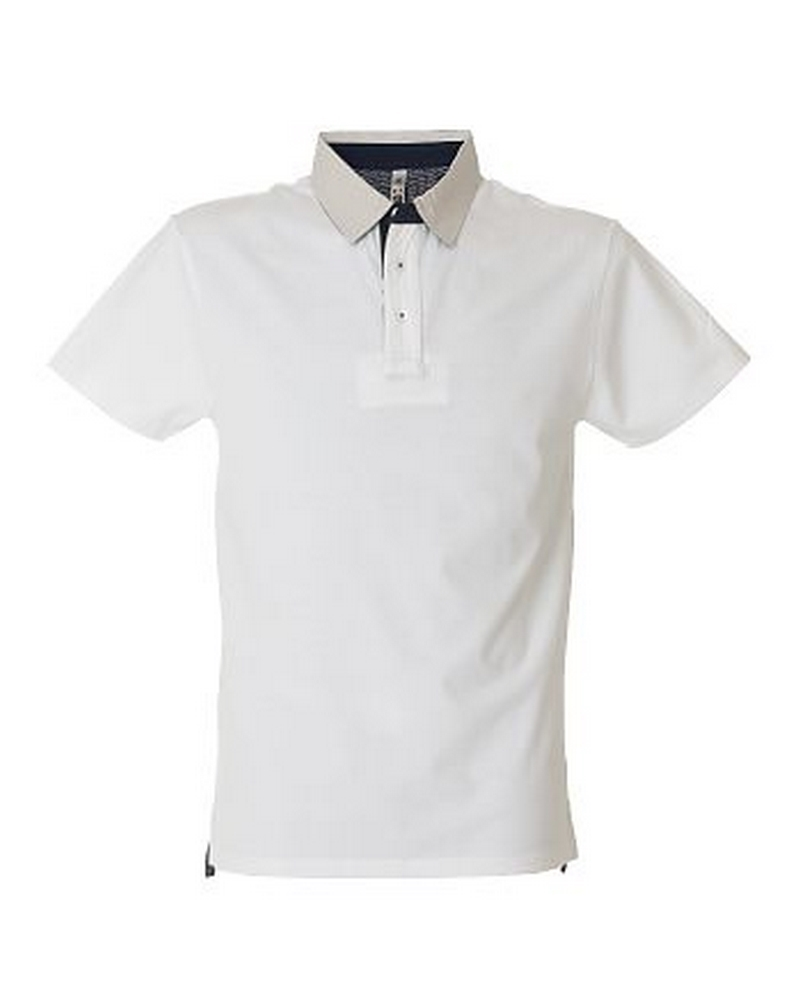 AUCKLAND - Polo manica corta in jersey - 180 g/m2
