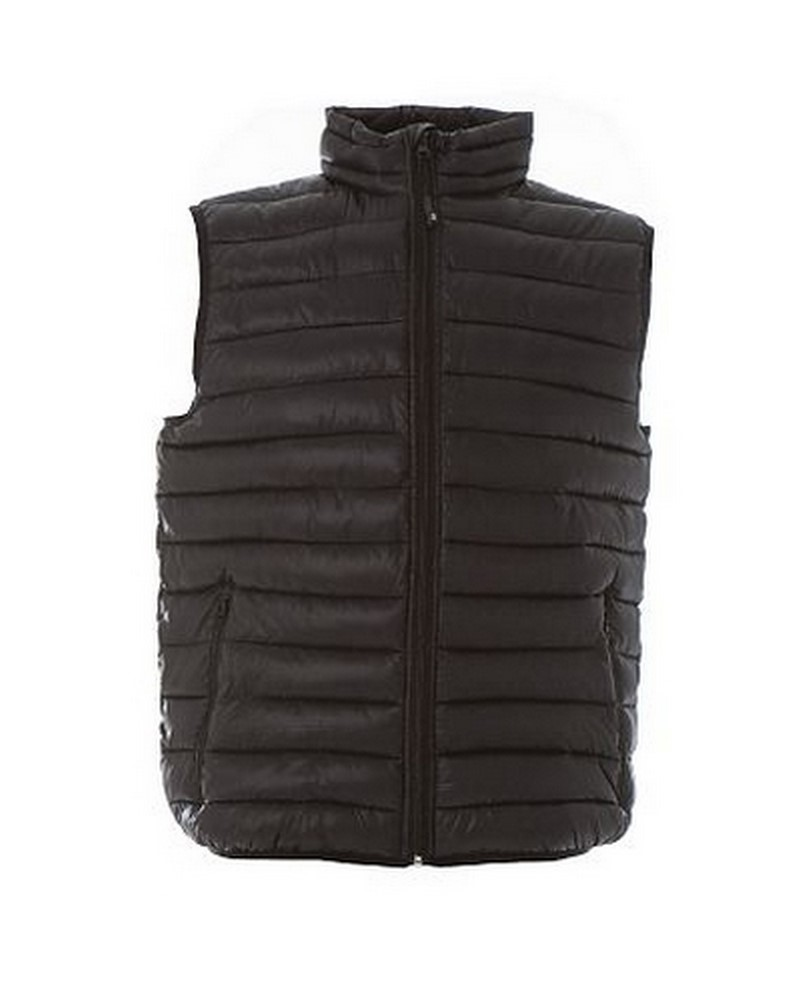 BREST MAN - Gilet in nylon 20D morbido e lucido