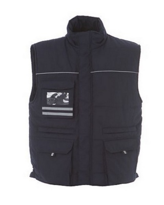 GLASGOW - Gilet in 65% polyestere - 35% cotone