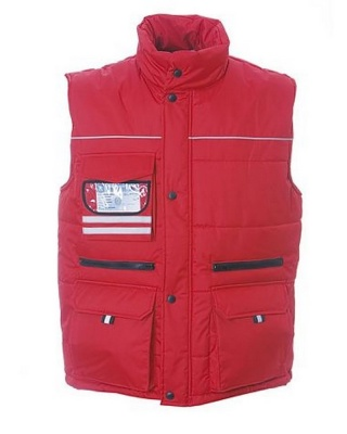 HOLLAND - Gilet in polyester pongee