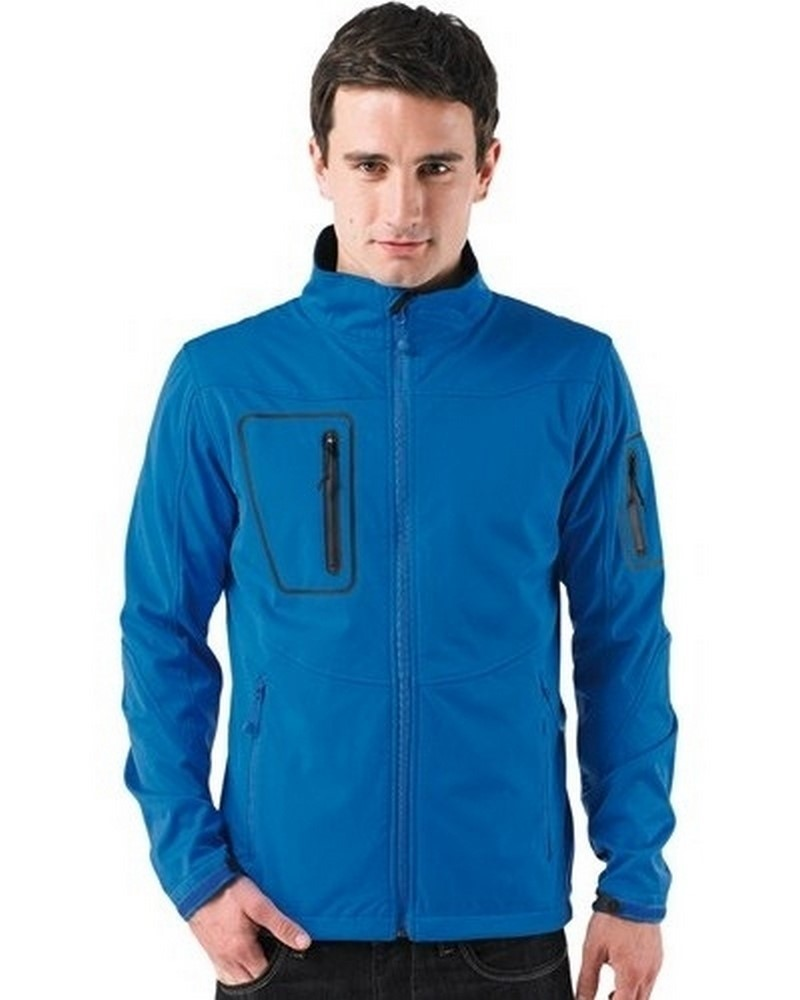 JE520M - Giubbotto Active Soft Shell