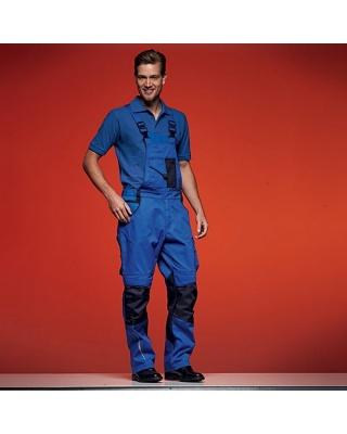 JN833 - Workwear Pants With Bib
