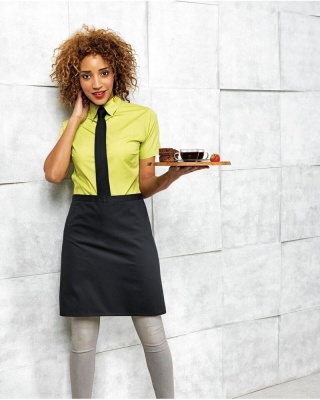 PR114 - Fairtrade Mid Length Apron