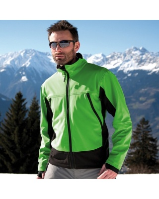 RER120 - Soft Shell Activity Jacket