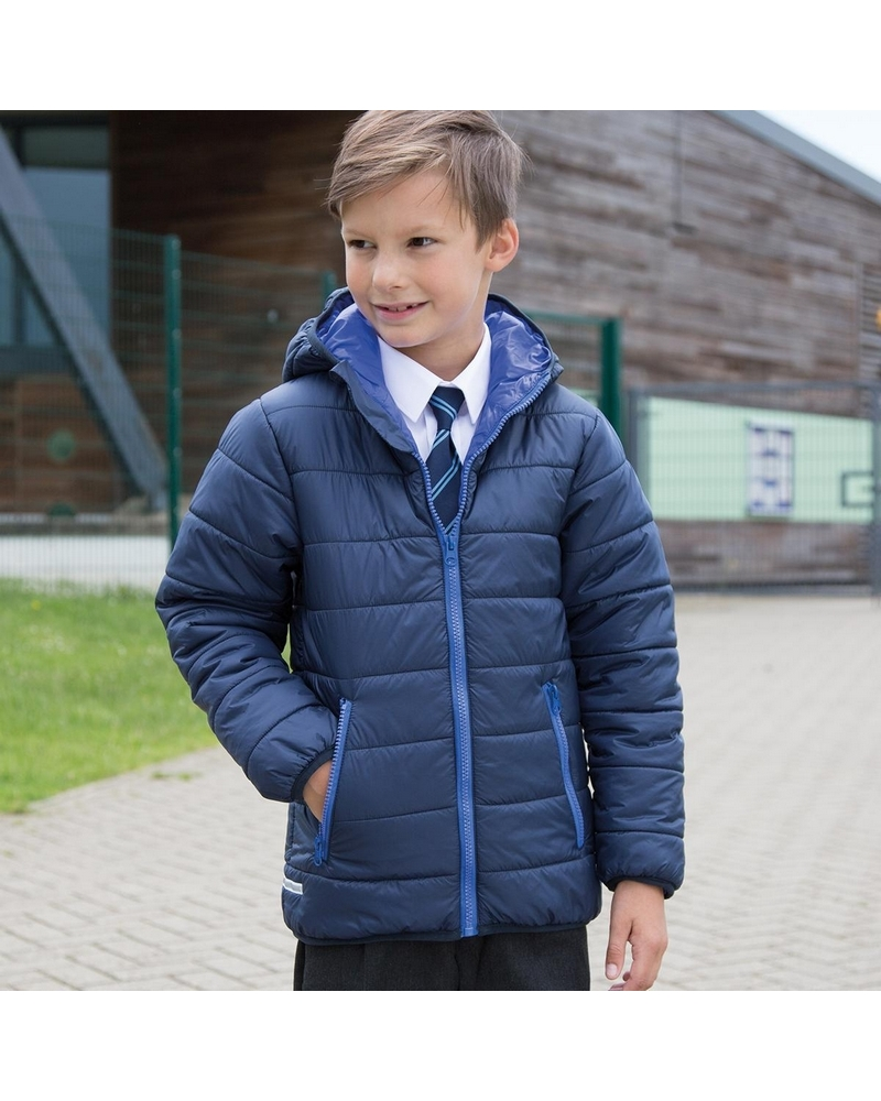 RER233J - Junior Padded Jacket