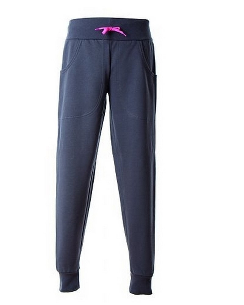 TREVISO LADY - Pantaloni  donna in felpa made in Italy NON garzati - 270 g/m2